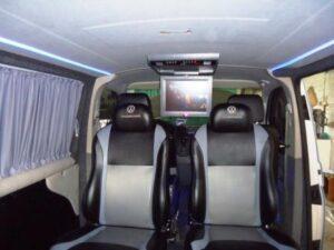 Переоборудование микроавтобусов фото.3.